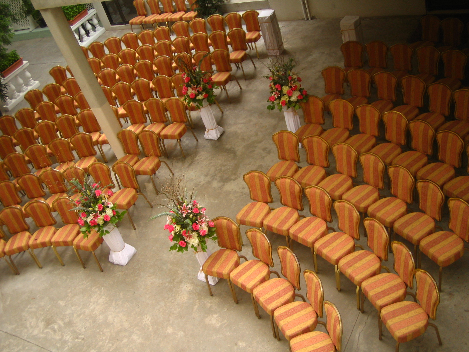 The Grand Prospect Hall - Terrace Ceremony