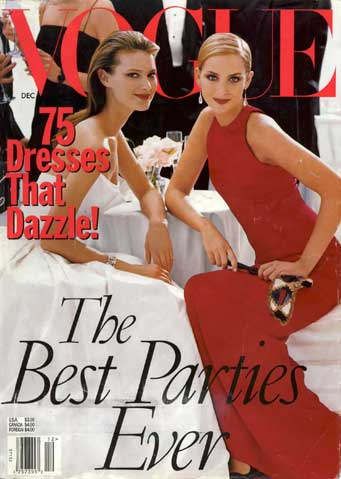 Grand Prospect Hall - Vogue Cover