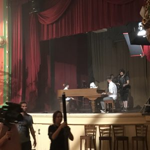 Behind the Scenes - Grand Ballroom Stage - Alessia Cara X VEVO