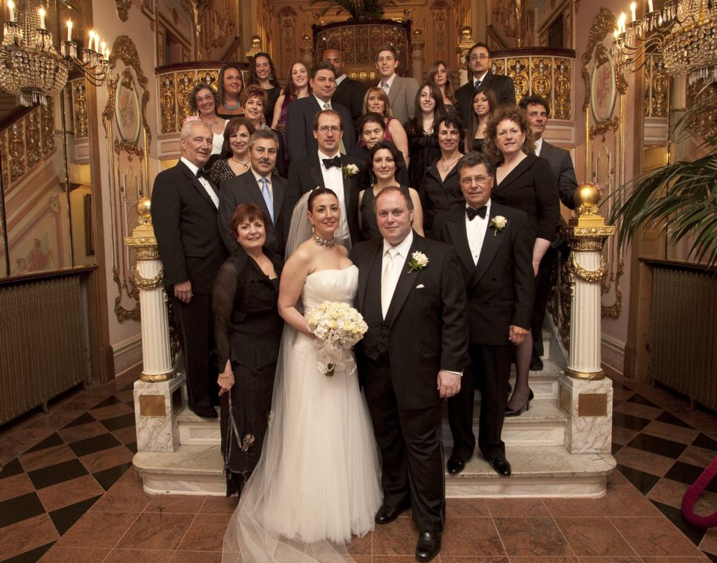 Grand Prospect Hall - Wedding - Grand Staircase