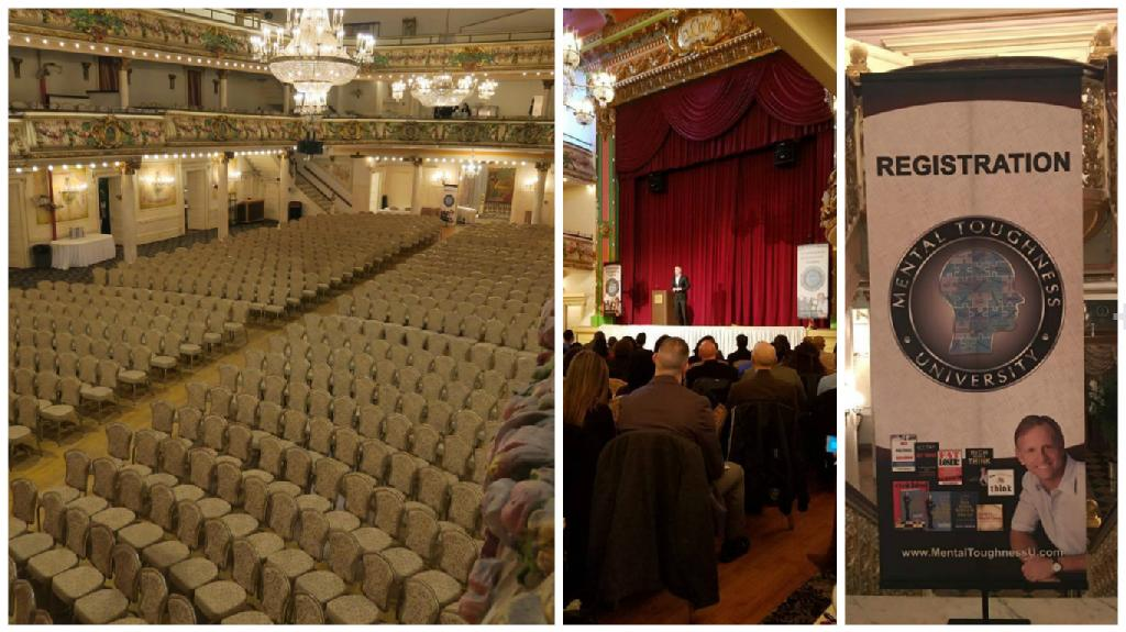 Grand Prospect Hall - Grand Ballroom - Corporate